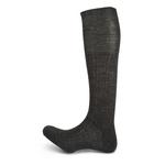 10125 calcetín largo canalé lana 32