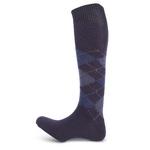 15120 calcetín intarsia largo cashmere 06