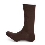 14110 calcetín corto liso cash-lana