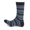 31110 calcetín rayas corto 41